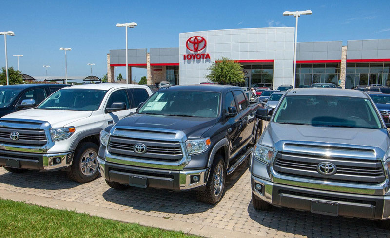 Jerry Durant Toyota >> Granbury Auto Collision Hail Repair Shottenkirk Toyota